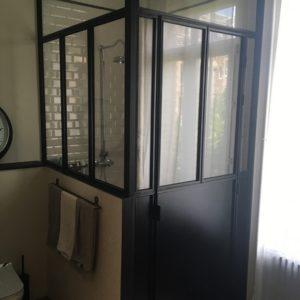 Cabine de douche verrière (Copier)